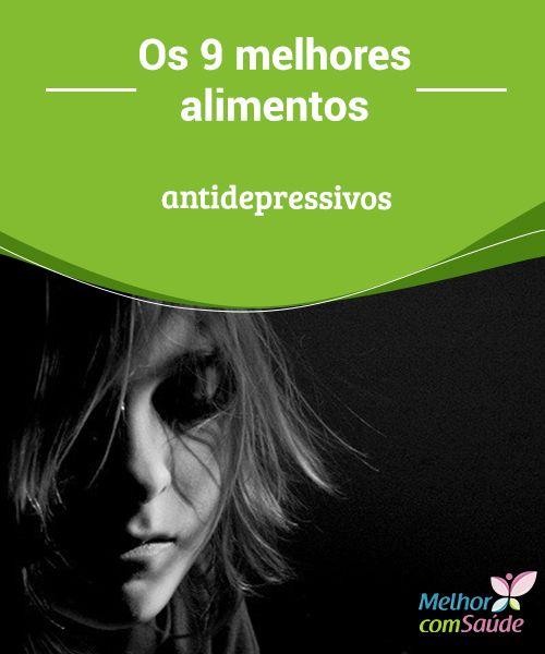 Os 9 melhores #alimentos #antidepressivos  Os #ácidos graxos ômega 3 são considerados um antidepressivo natural pois, além de #regular o nosso colesterol, nos ajudarão a superar esta condição.