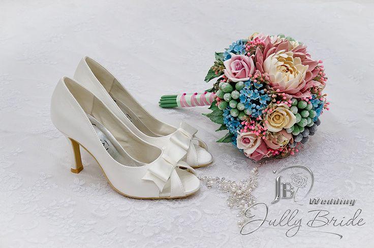 Свадебные туфли 119