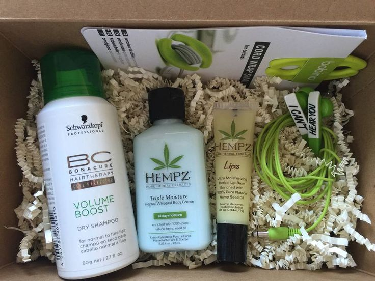 SweatyBox is a monthly subscription box for all your workout needs