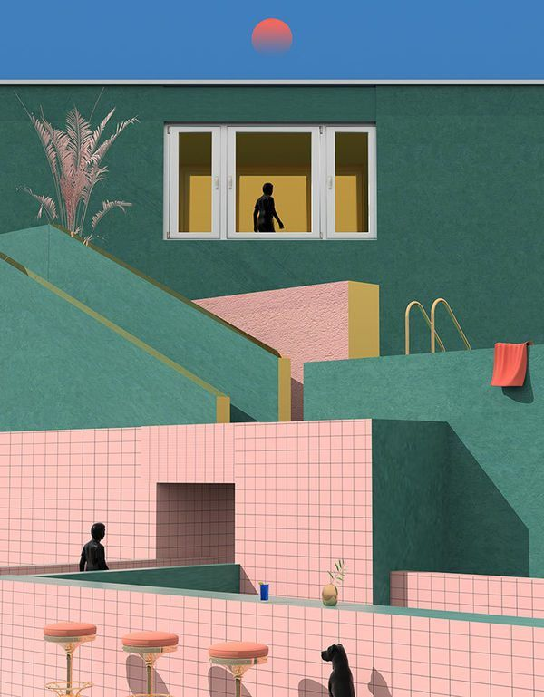 Illustrations by Tishk Barzanji (2)