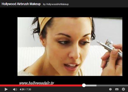 Hollywood Air Airbrush MakeUp You Tube