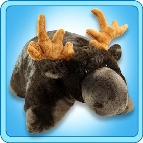 My Pillow Pet Chocolate Moose - Large (Brown)  Order at http://amzn.com/dp/B003AU5YPI/?tag=trendjogja-20