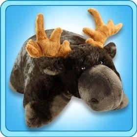 My Pillow Pet Chocolate Moose - Large (Brown)  Order at http://amzn.com/dp/B003AU5YPI/?tag=trendjogja-20