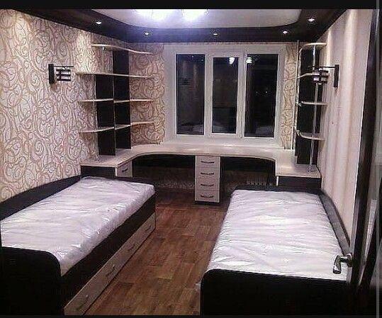 2 в 1-ом .кабинет и спальня