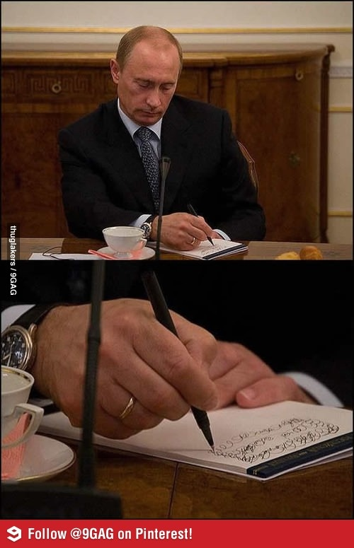 Just Putin