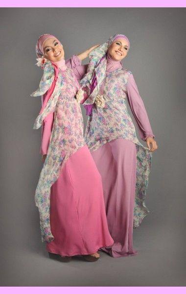 Nazlia February Collection - Butik Baju Muslim Online ~ Nazlia.Com