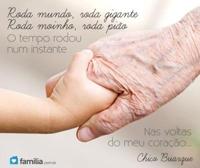 Familia.com.br | Uma vida feliz: A arte de apreciar a própria idade.