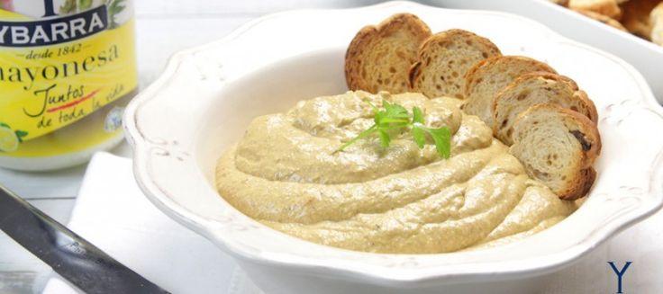 Receta Paté de mejillones - Ybarra en tu cocina