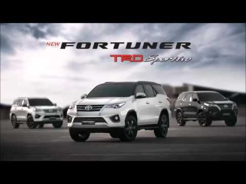 2017 Toyota Fortuner Review - Powerful than previous versions