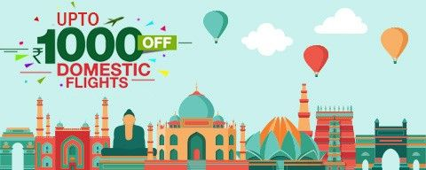 Domestic Flights Offers | Deals on Domestic Flight Booking | Yatra.com
