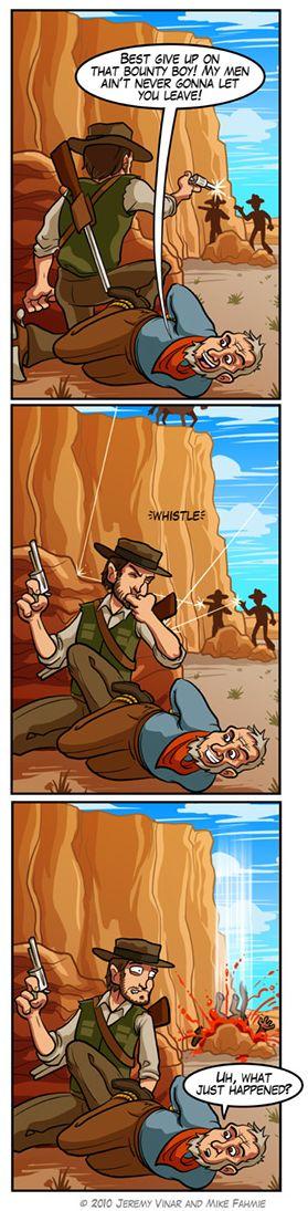 Red Dead Redemption Horse - gah damnit! Again?!