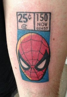 spider man tattoo - Поиск в Google