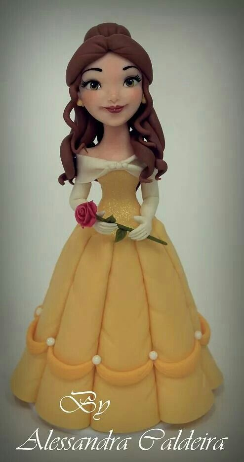 Topper by Alessandra Caldeira - Beauty and the Beast