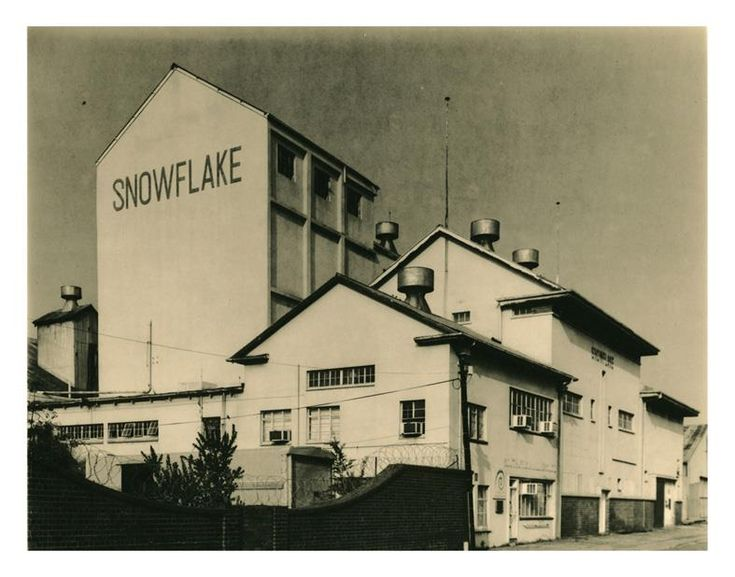 Snowflake building, Potchefstroom, North West Province, South Africa