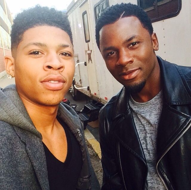 I'll be more than ready for this episode of Empire, I love me some Derek Luke