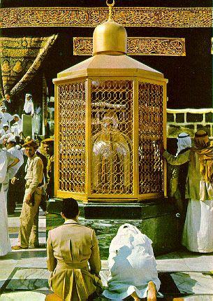 A História de Abraão (parte 7 de 7): A Construção de um Santuário - A religião do Islã
