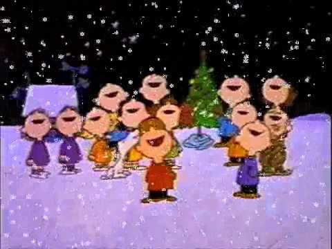 A Charlie Brown Christmas - 'Hark! The Herald Angels Sing'