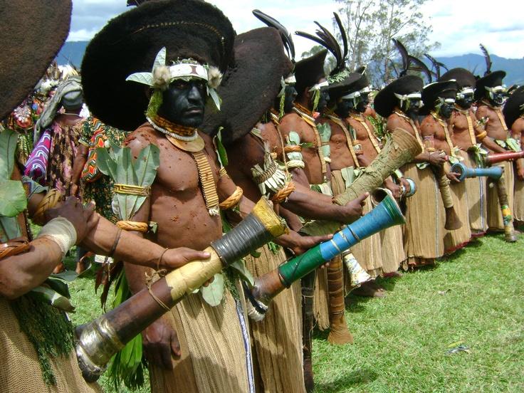 #Papua Nuova Guinea