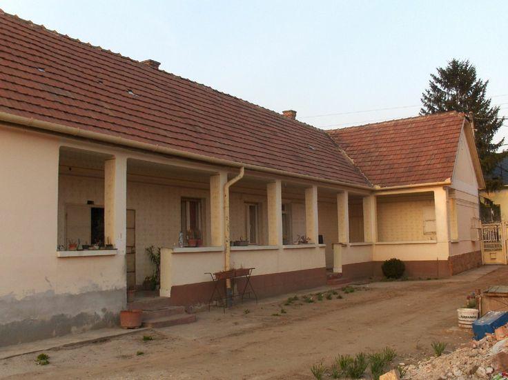 újraszabott falusi ház  - Ilyen volt