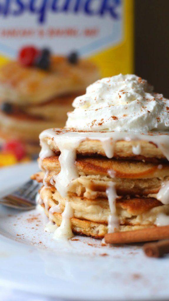 Ahorn-Zimt-Pfannkuchen Rezept   Brown Sugar Food Blog   – Food & Drinks