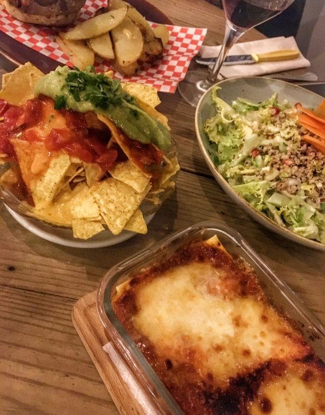 Dinner at Petit Bo Barcelona