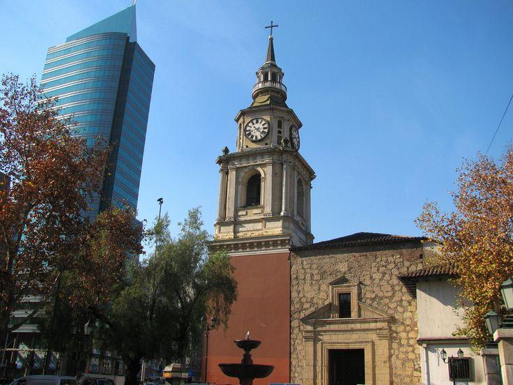 https://flic.kr/p/cnBisU   Iglesia San Francisco   Santiago, Chile