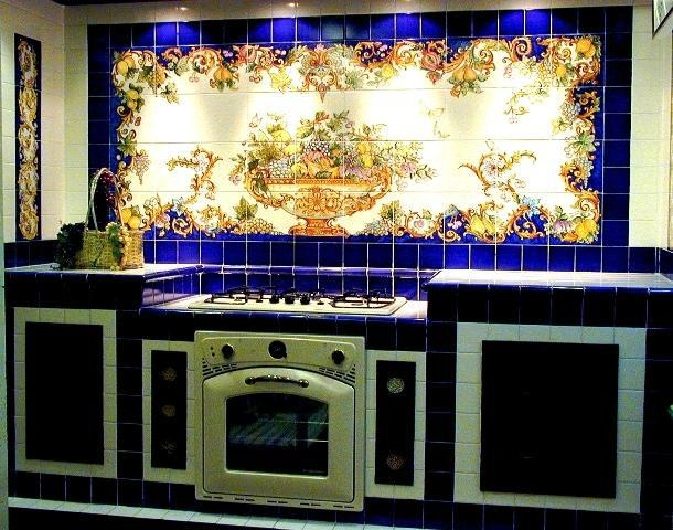 66 best design backsplashes borders images on pinterest Italian marble backsplash