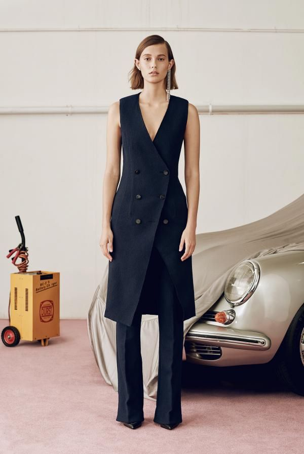 The Myra Dress by CAMILLA AND MARC from their Autumn/Winter 2017 Collection.