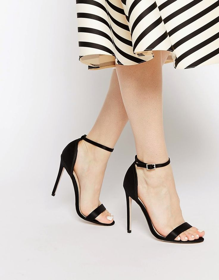 Tacones De Moda Excelentes Zapatos De Tac 243 N Alto 2015