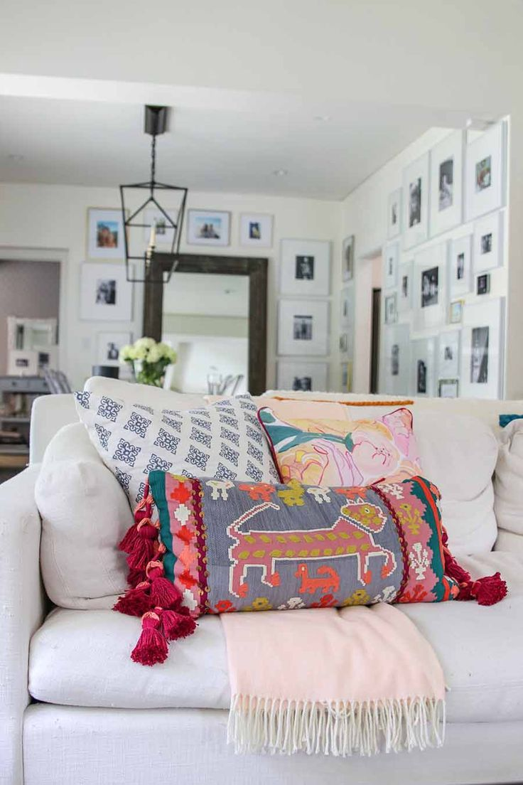 1084 best easy decorating ideas images on pinterest - Spring living room decorating ideas ...