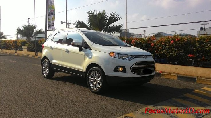 | Ford Ecosport Titanium AT Putih Pemakaian 2015   bln 3 km12rb Record. Airbags. Keyless. Sunroof.  Leatherseat. Audiosteer. Foglamp. Sensorparking.  Voicecommand bluetooth usb aux microsoft sync. Vkool.   Harga Termurah di :OTR 199JT  Hubungi Team FOCUS Motor:  (Chatting/Message not recommended )  Regina 0888.8019.102 Kenny 08381.6161.616 Jimmy 08155.1990.66 Rudy 08128.8828.89 Subur 08128.696308 Rendy 08128.1812.926
