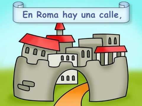 """La llave de Roma"" - teach students a Spanish poem!"