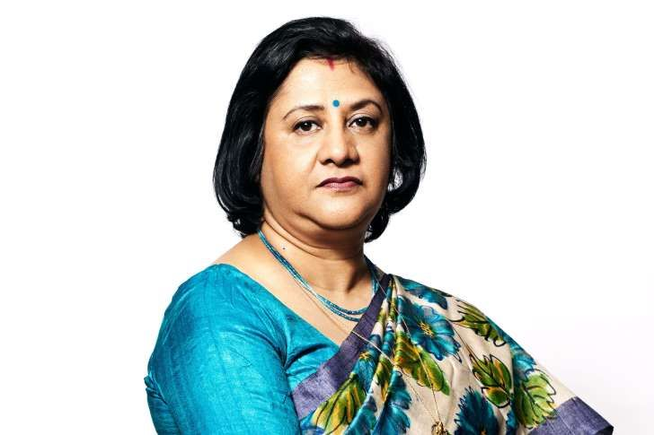 She took over at SBI a year ago and has in one year changed the shape of the assets and the functioning. Named as the 'Most Powerful Woman in Business in India' by the reputed Fortune Magazine, this lady is not a soft heart. She knows just the right ways of getting anything done. Inspiration to the women of the nation and a brilliant family person, Arundhati is a driving force at home and at work.: Arundhati Bhattacharya