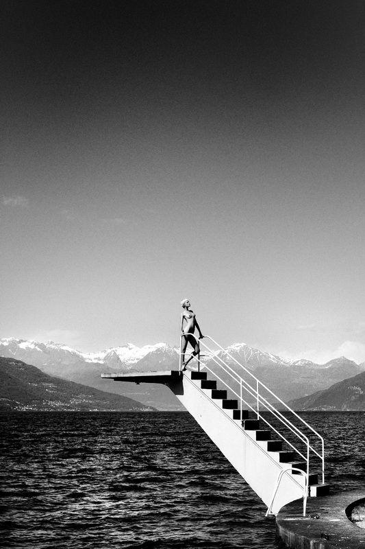Como, Lago di Como, foto by Lukáš Dvořák