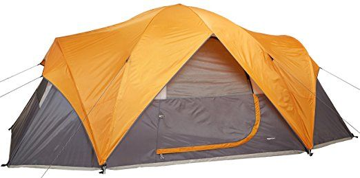 AmazonSmile : AmazonBasics 4-Person Dome Tent : Sports & Outdoors