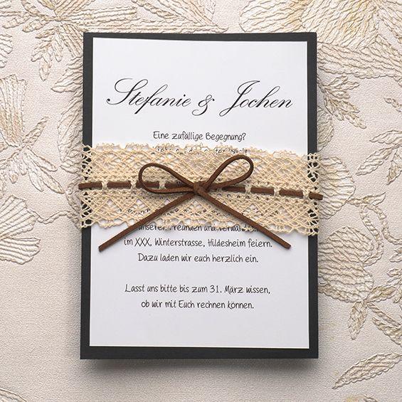 Neue Einladungskarten Für Hochzeit 2015 Sind Jetzt Beim Onlineshop  Verfügbar!