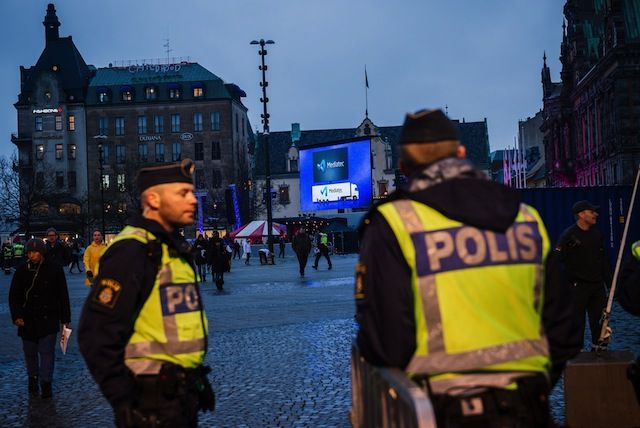 Swedish police were instructed to refrain from providing the public key details about suspects including skin color and ethnicity to avoid being labeled racist, a Swedish newspaper reported. (Photo: Jonathan Nackstrand/AFP/Getty Images)