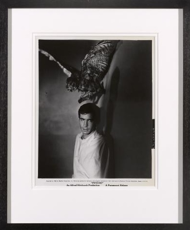 1960 Psycho Production Still Photograph. £375 at Vintage Seekers.