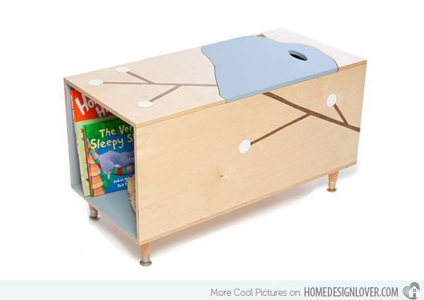 17 Best Ideas About Toy Storage Bench On Pinterest Diy