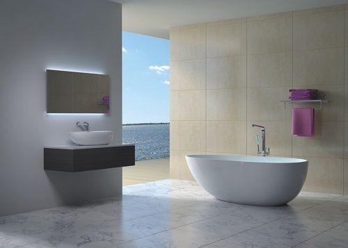 Picasso Stone bath