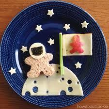 Resultado de imagen para comida divertida para niños con pepino