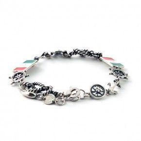 Giovanni Raspini men's bracelet 8492