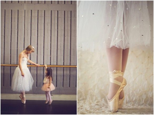 Host a Ballerina Birthday Party at a dance studio so a real ballerina can teach the guests a few things! #ballerina #birthday