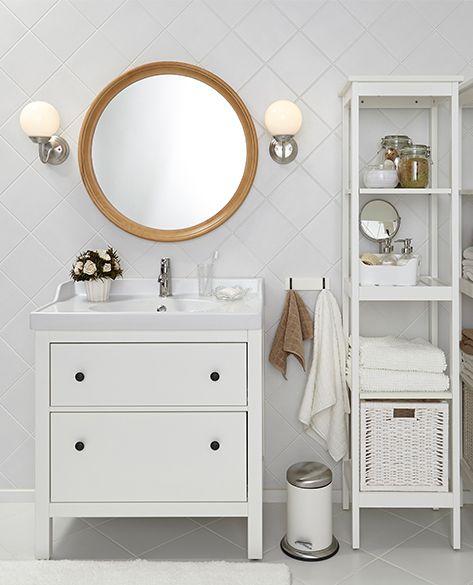 ИКЕА. Мебель для ванной