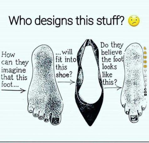 Lmao! Having wide feet myself this is exactly how I feel.