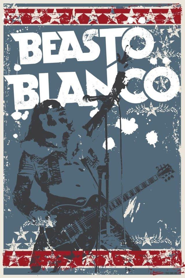 Beasto Poster! by Chris Kro