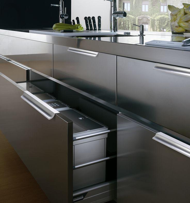 Mejores 39 im genes de escenarios de muebles en pinterest - Tiradores cocina modernos ...