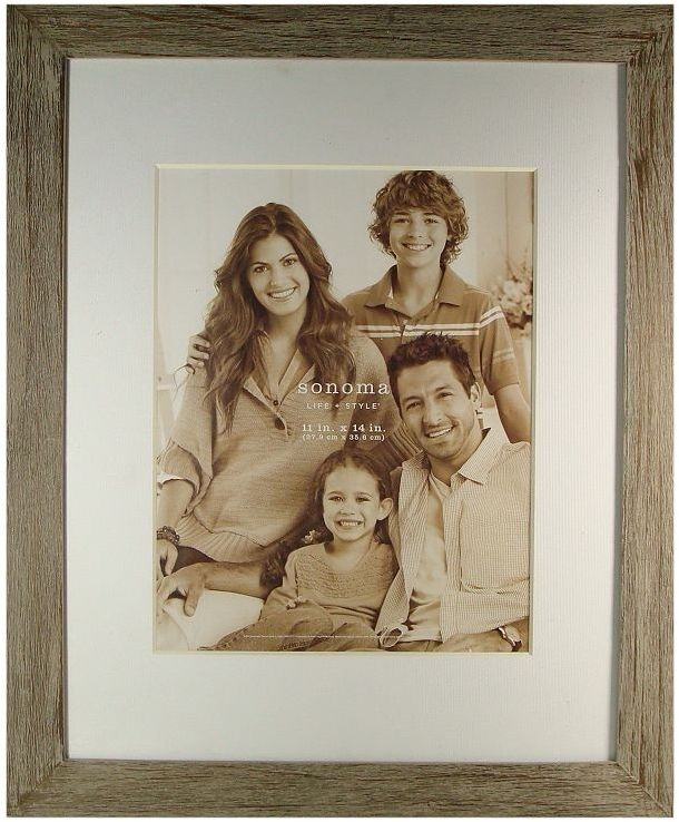 Sonoma Life Style 174 Matted 11 Quot X 14 Quot Frame For Sale From Kohls Sonoma Life Style 10 Frame