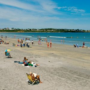 Maine Coast Southern Beach Guide