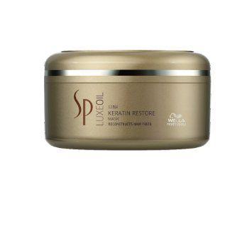 SP Luxe Oil Mask Wella Professionals - Masca  reconstructiva cu keratina. Hraneste si hidrateaza intens parul.